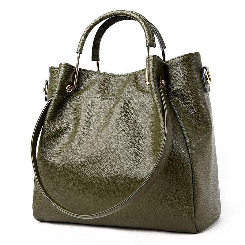 HANEROU зеленый 32x17x29cm сумка женская dakine stashable tote sienna sie