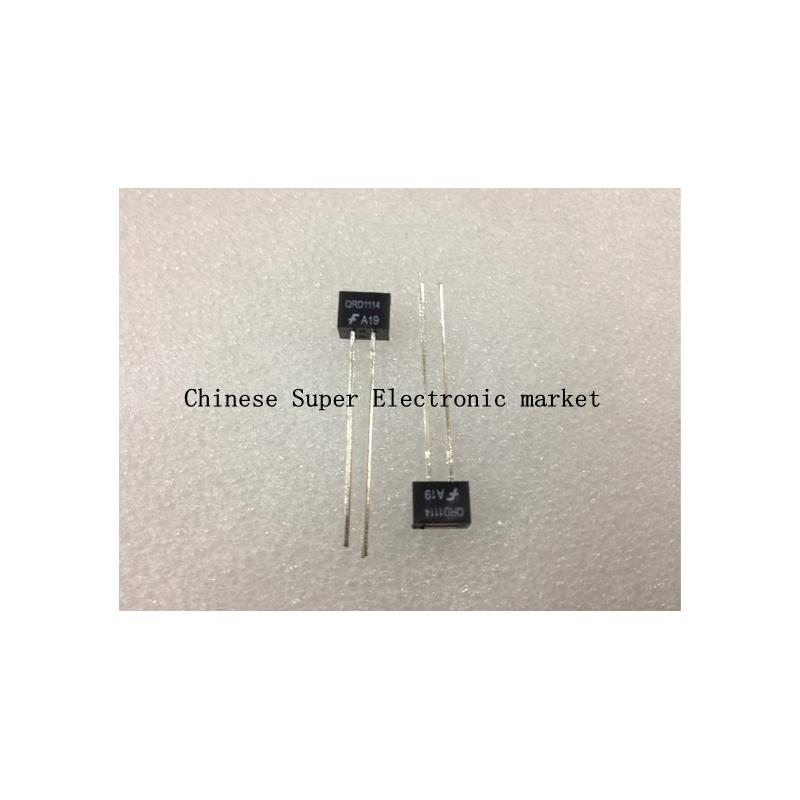 IC 50pcs lot qrd1114 reflective photoelectric switch analog output