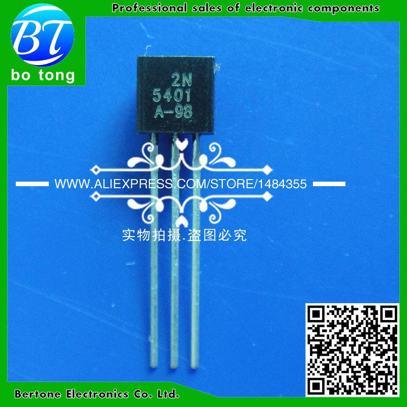 IC 2n5401 5401 to 92 0 3a 150v