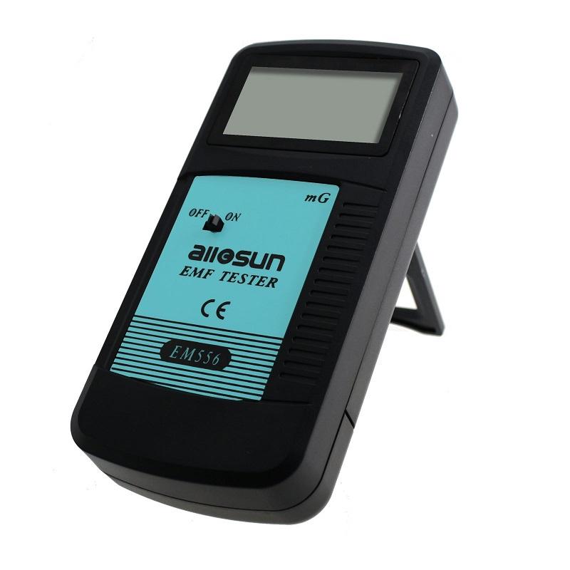 all-sun ultrasonic leak detector 40khz ultrasonic transmitter reliable detection gas leak detector led indicator all sun em282