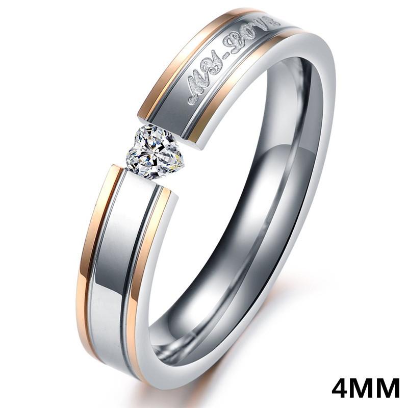 SHDEDE Rose Golden 4MM 9 марко рейнольдс кольца с кольцами красные кольца 48 цвет 49 штук цветные соединительные кольца