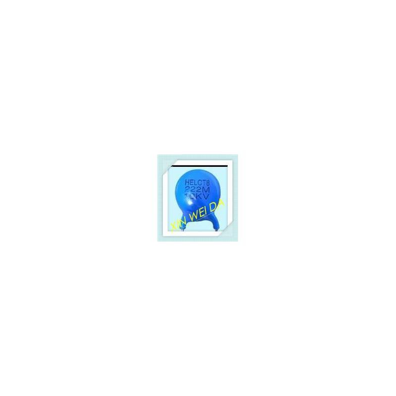 IC 1000pcs lot blue high pressure ceramics capacitors 47pf 6kv 6000v