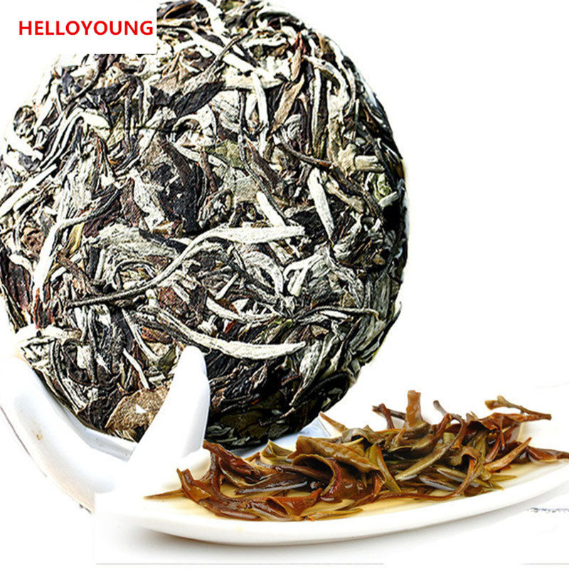 HelloYoung chinese raw puer tea cake 100
