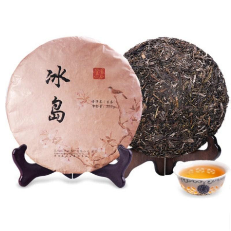 Исландский чай Puerh yunnan pu er tea raw puer tea 100g puerh tuo cha pu erh old tree pu er tea green food china resistant brewing bright color sweet