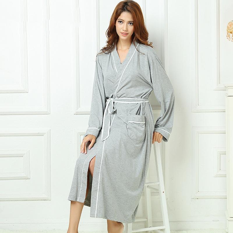 xinmeishu Серый XL халаты банные lelio халат
