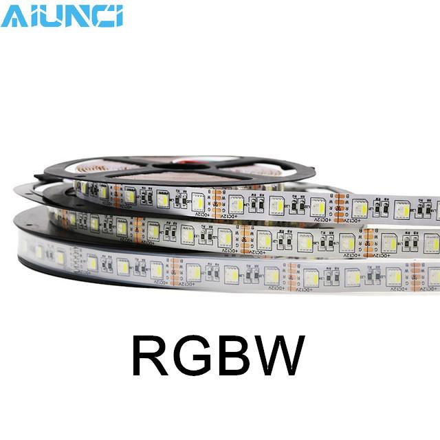 AIUNCI RGBW IP67 Waterproof ws2812b 4 4 16 битный полноцветный 5050 rgb светодиодные лампы свет панели для arduino