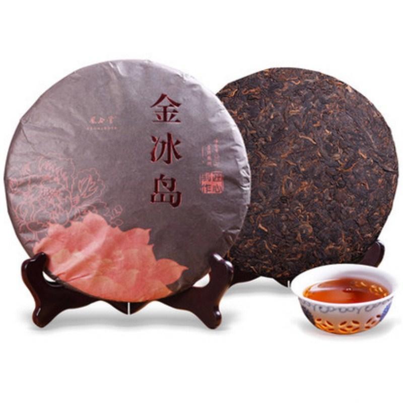 Jin Iceland Puerh приготовил чай c pe100 jin исландия puerh приготовленный чай спелый чай yunnan mengku старый дерево puer материал семь суб торт чай 357g