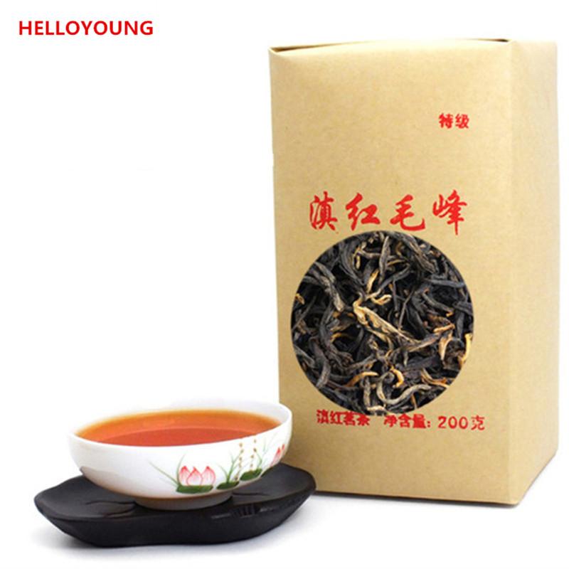 Черный чай HelloYoung фото