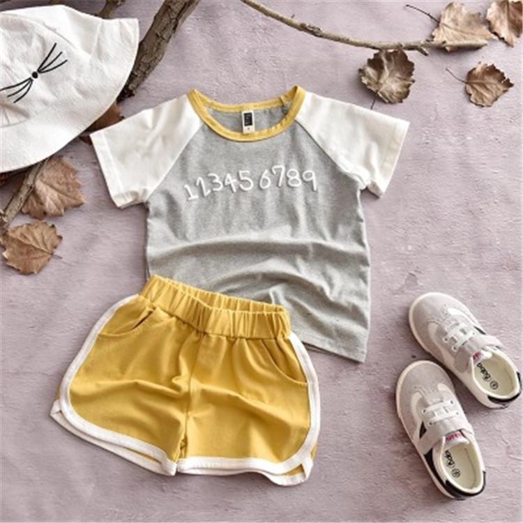 Многоцветный 90 костюмы babycollection костюм