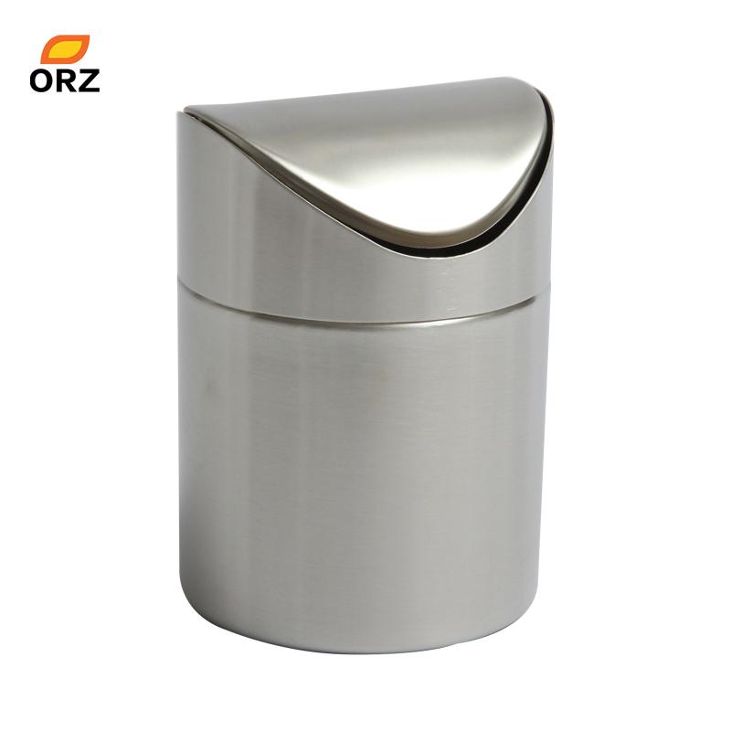 orange flamant ведро мусорное круглое стеф 3л