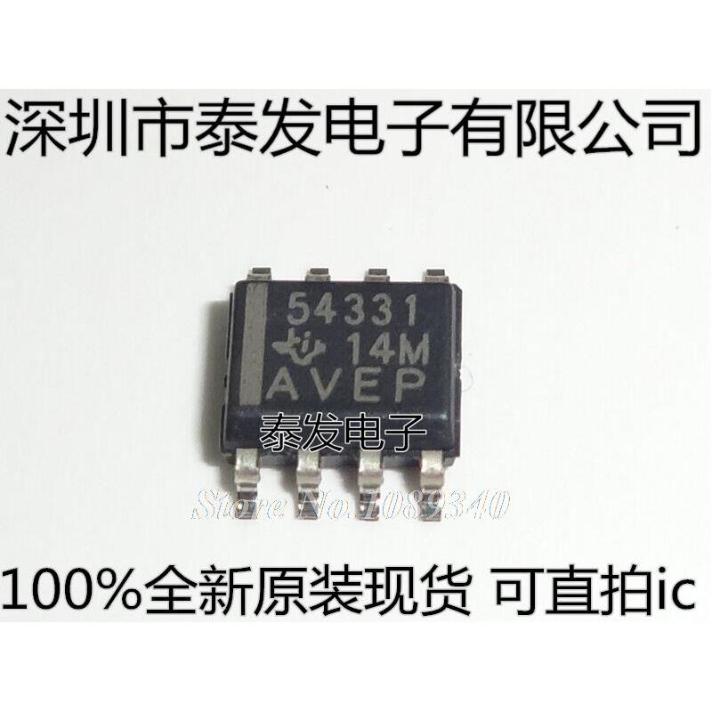 IC 50pcs lot tps54331dr tps54331 sop8