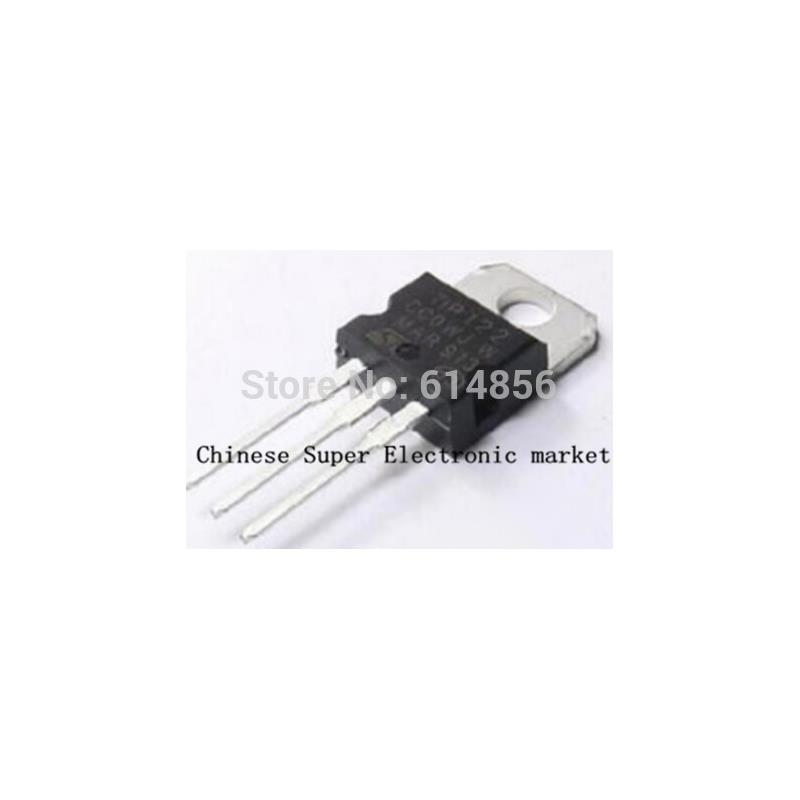 IC st tip122 5a100v to 220