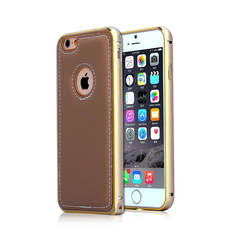 BRG золотой iPhone 6 телефон защита жесткого пластика задняя крышка встроенная кожи чехол для samsung galaxy a5 красное облако