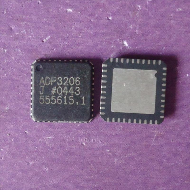IC 5pcs lot adp3203j1 adp3203 2 phase imvp ii and imvp iiicore controller for mobile cpus