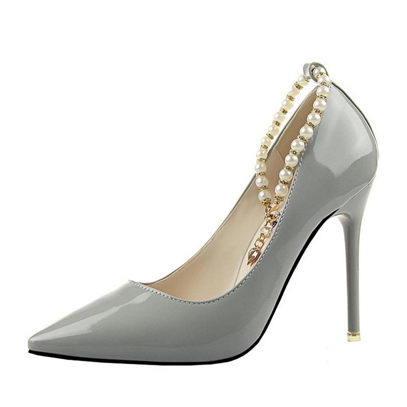 Gaorui Серый цвет 75 ярдов le royal кружева моды на высоких каблуках непромокаемые сапоги воды обувь g003 белый 39 ярдов