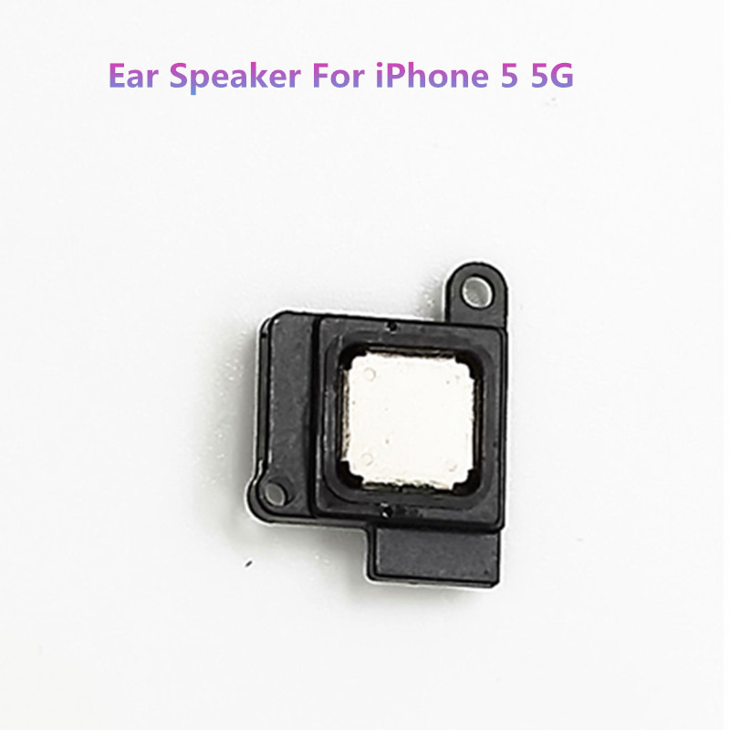 jskei Наушники для iPhone 5 5G genuine original new earpiece ear speaker repair replacement flex cable for iphone 6 6p 6s 6splus high quality free shipping