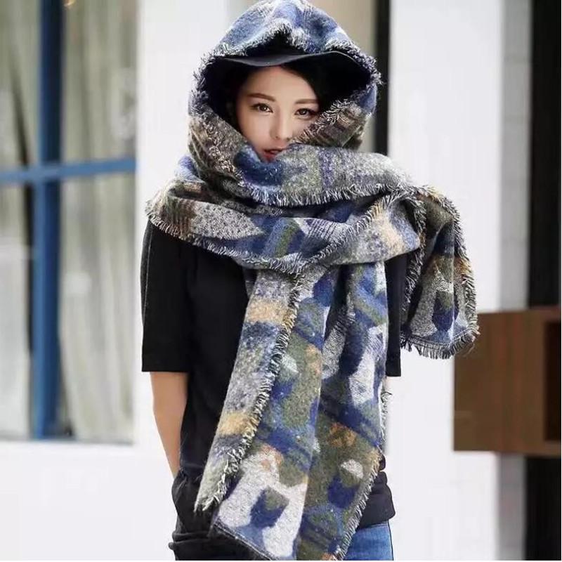 xixu бежевый 175cm шарфы verga шарфы