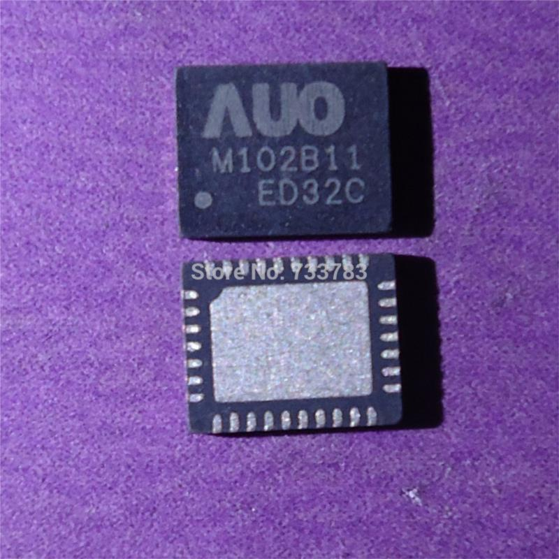 IC 5pcs lot auo 12301 lcd chip