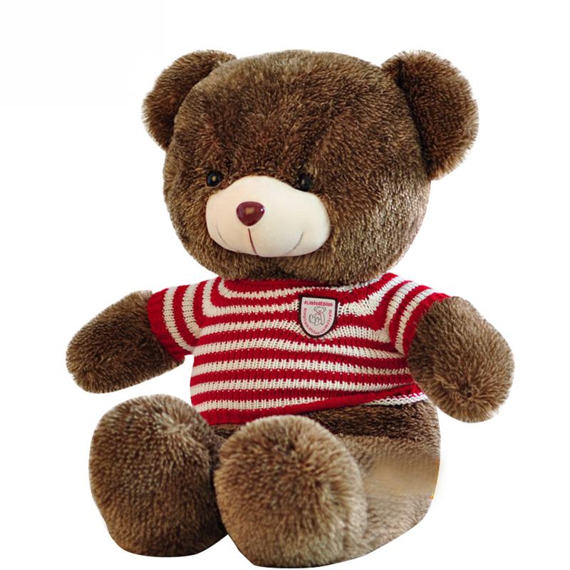Joycollection JD Коллекция Фаршированная медведь кукла 75см дефолт фото