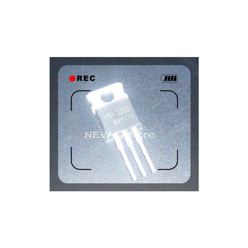 IC 20pcs lot aot260l aot260 t260l t260 to 220 mosfet free shipping new ic
