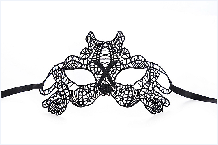 CANIS 626973A yeduo black sexy lady lace mask for masquerade halloween party fancy dress costume