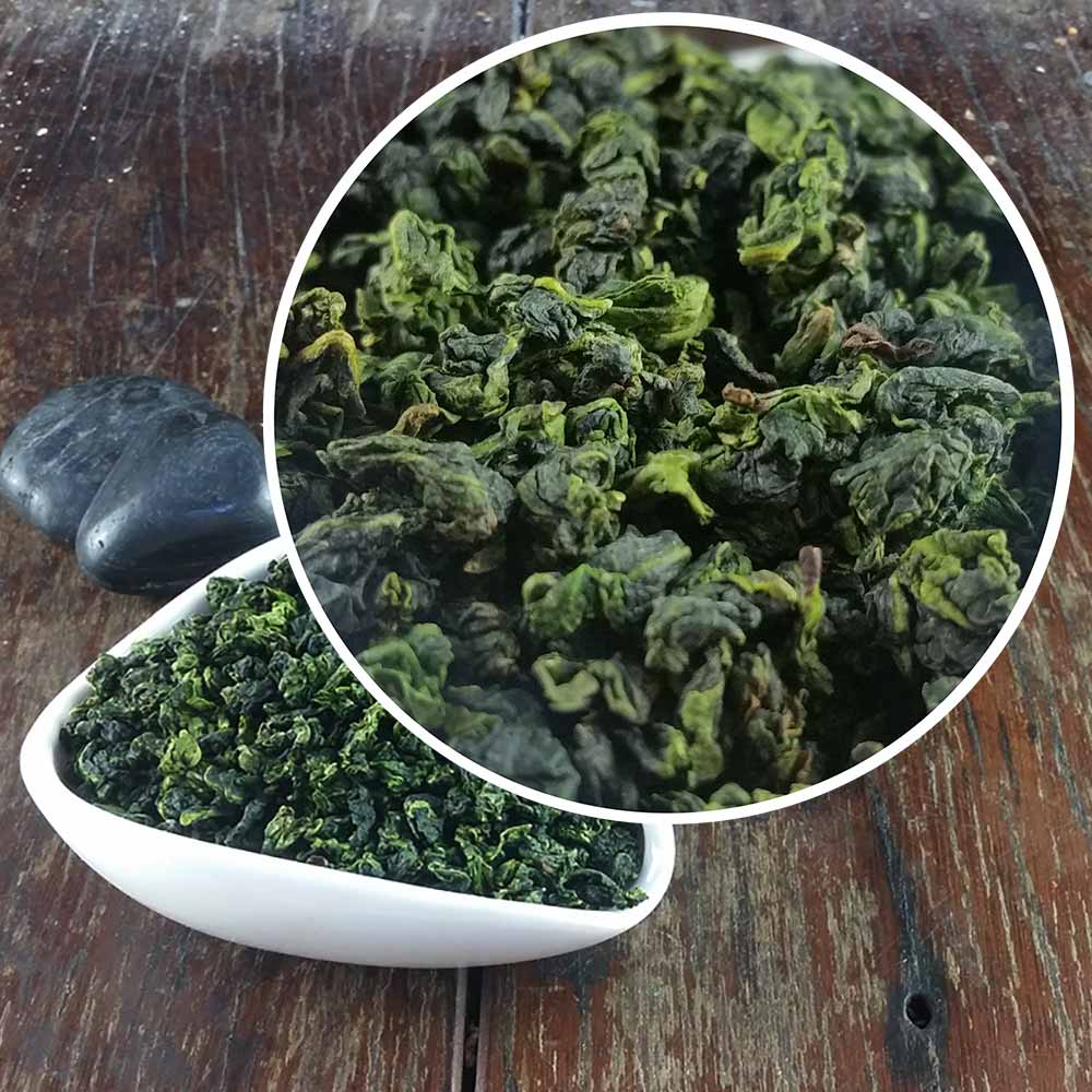 FullChea 125g 44oz high quality chinese tieguanyin tea fresh natural carbon specaily tikuanyin oolong tea high cost effective tea 125g