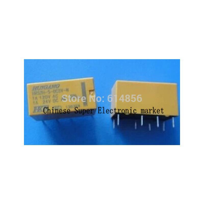 IC 10pcs 24v dc coil power relay dpdt ly2nj hh62p l jqx 13f