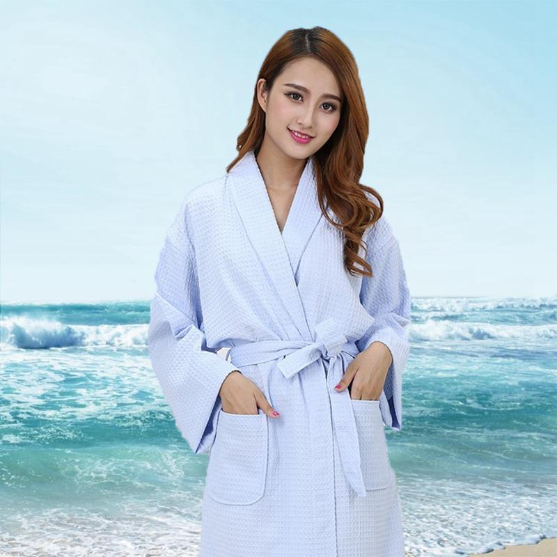 xinmeishu синий XL халаты банные lelio халат