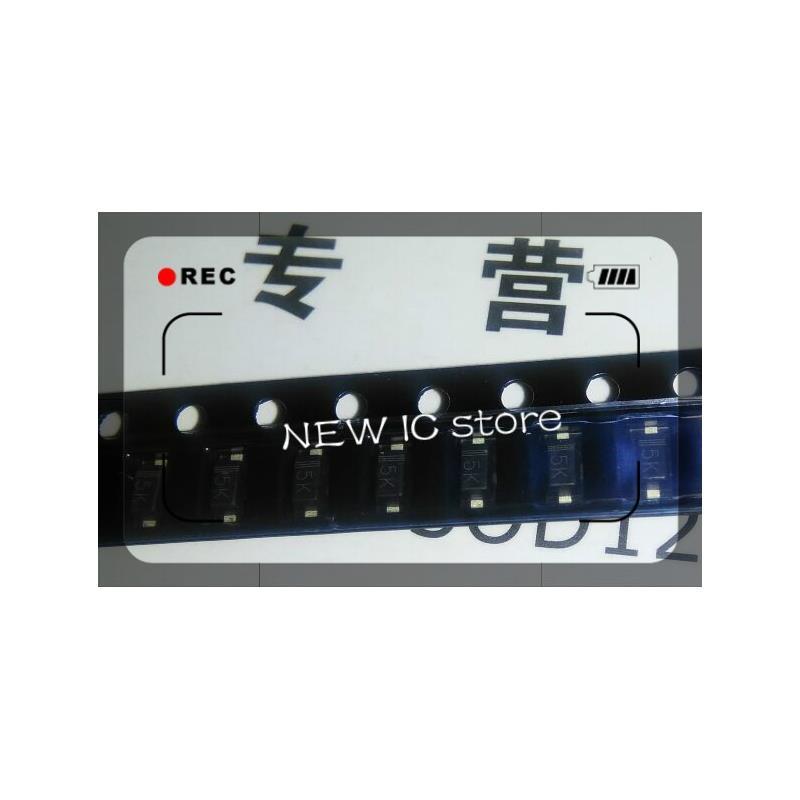 IC 200pcs lot the zener diode mm1z20 mm1z20v sod 123 20v mark 5k original new in stock