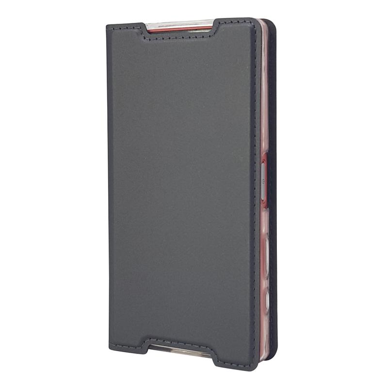 icovercase черный Sony Xperia Z5 Compact skinbox lux aw чехол для sony xperia z5 compact black