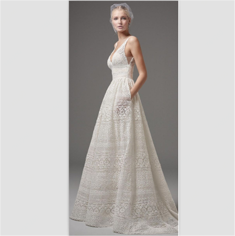 Nulibenna белый XXXL женское платье j31