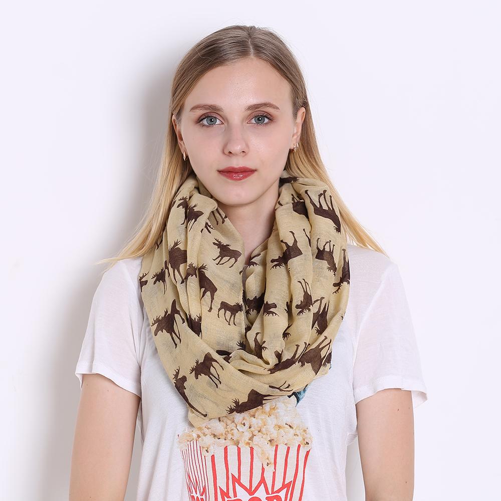 JeouLy Светло-коричневый 175см шарфы verga шарфы