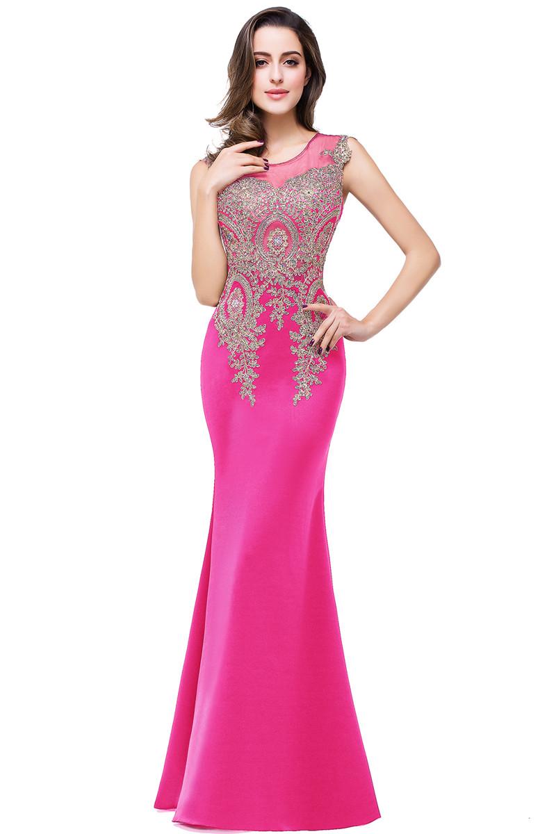 Платье выпускного вечера без рукавов малыш платье Розовый США 8 Великобритания 12 ЕС 38 фото