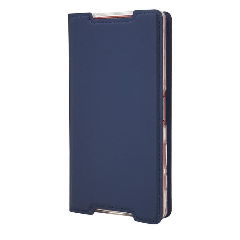 icovercase синий Sony Xperia Z5 Compact skinbox lux aw чехол для sony xperia z5 compact black