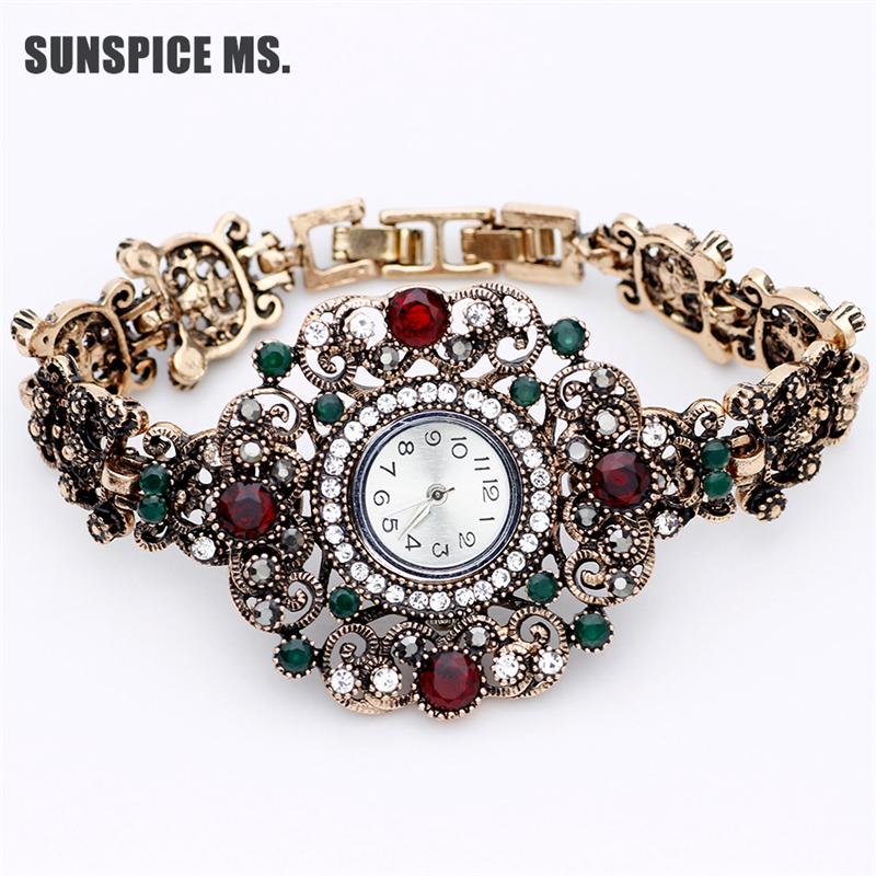 SUNSPICE MS Red часы
