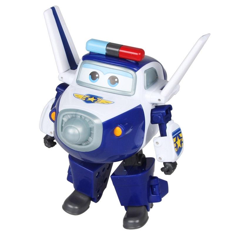 JD Коллекция Деформация робот - пакет безопасности дефолт bmw серии детские игрушки автомобиля детские игрушки