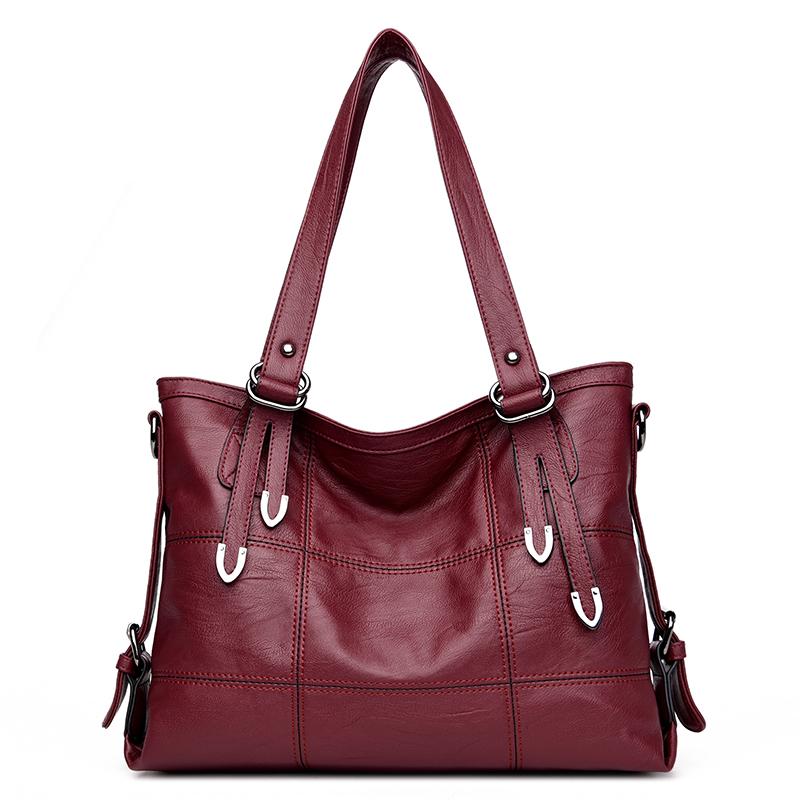 HANEROU Красное вино 50x35x13cm сумки женские jolly сумка ssj110632 5