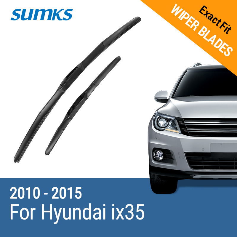 SUMKS 2010-2015 Передний стеклоочиститель