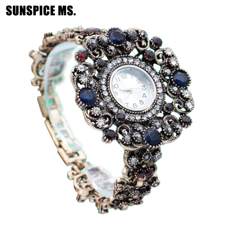 SUNSPICE MS Blue часы