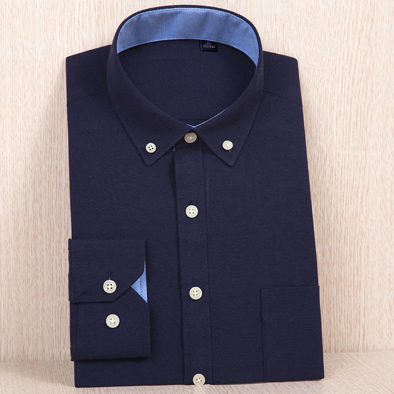 demaoxiang темно-синий 41 рубашки