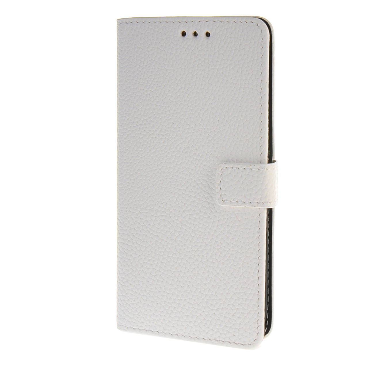 MOONCASE mooncase senior leather flip wallet card slot bracket back чехол для cover samsung galaxy s6 edge белый