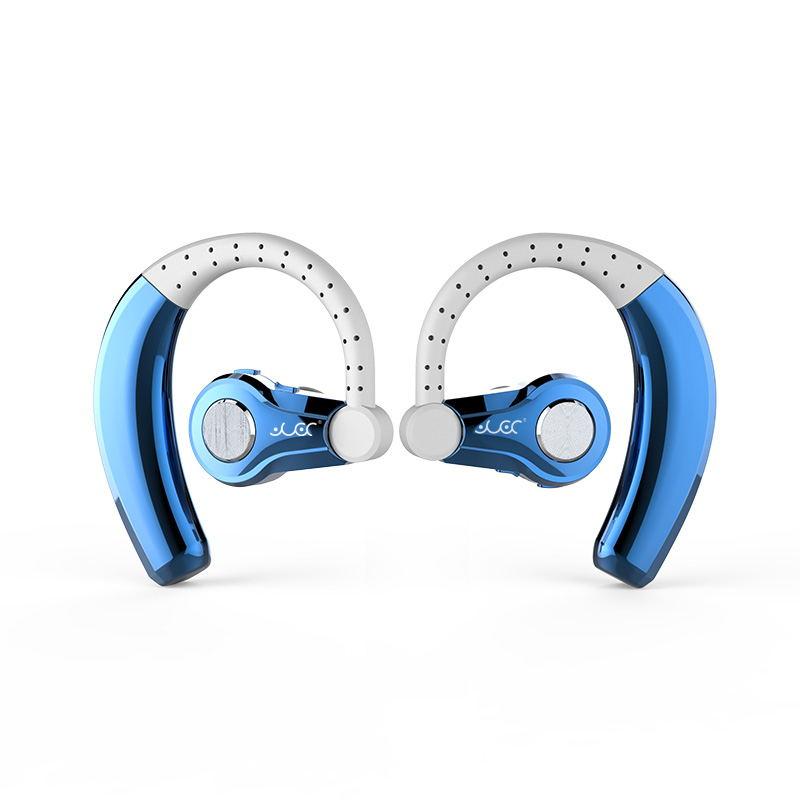 bluetooth Очаровательная Синяя спортивные наушники bluetooth akai hd 151r