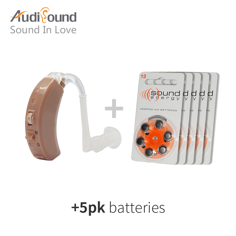 audisound cheap powerful aparelho auditivo s 998 high quality bte sound amplifier deaf aid with usa knowles dropship