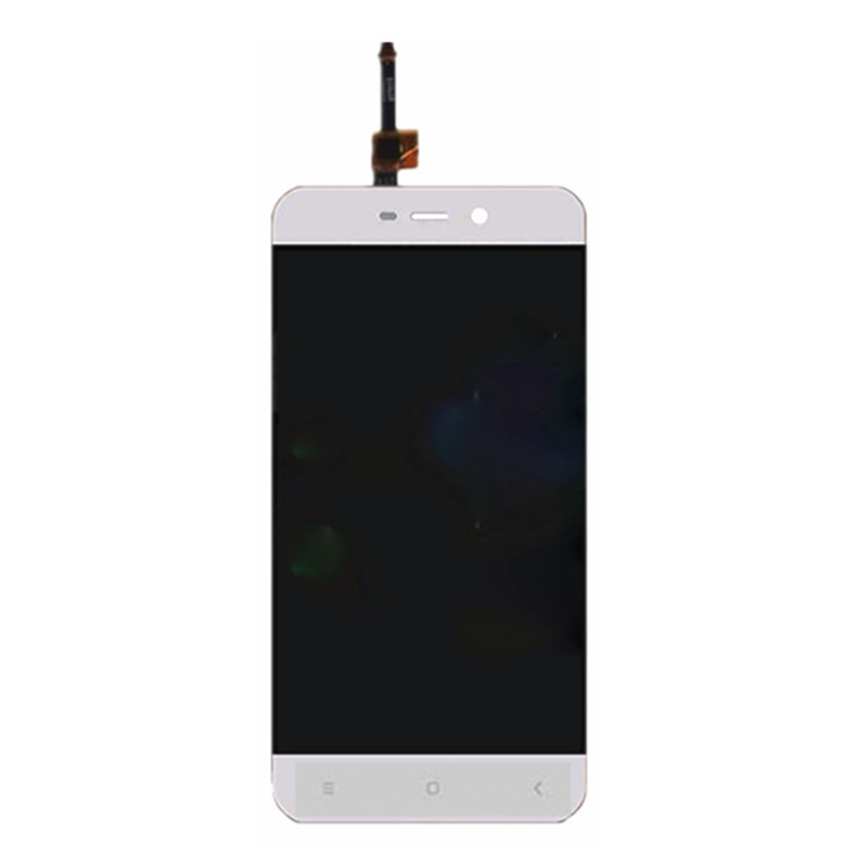 jskei Белый lcd screen display touch digitizer with frame for 5 5 xiaomi redmi note 2 hongmi note 2 black free shipping
