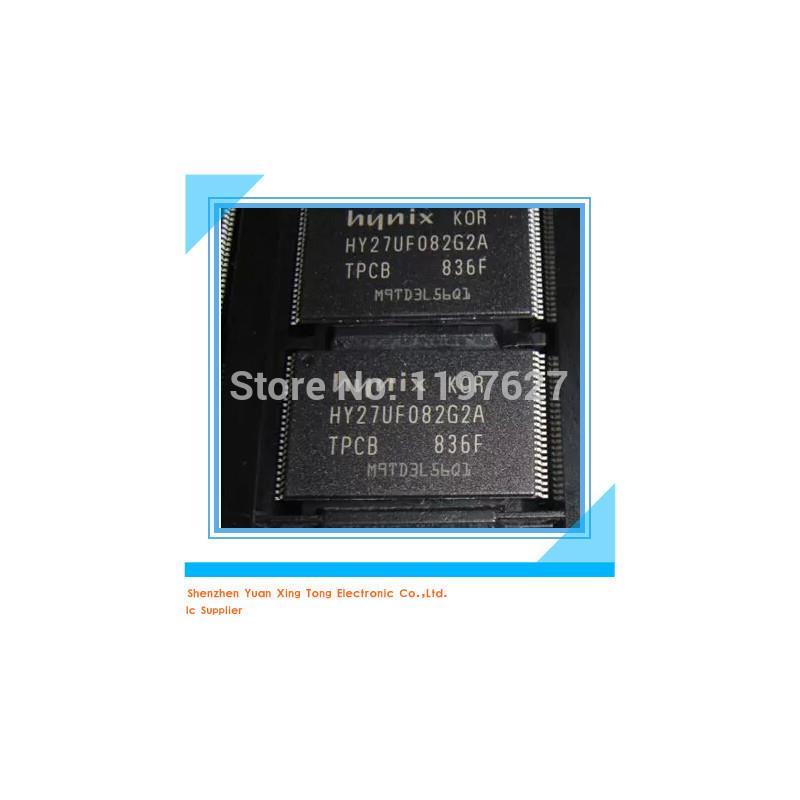IC free shipping 10pcs hy27uf082g2b tpcb in stock