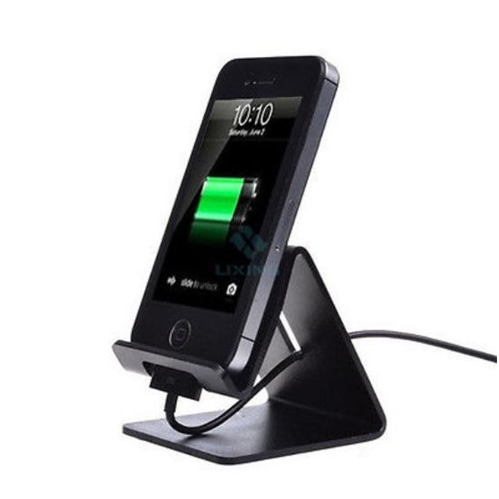 R-just 1 ipad r iphone r ipod r charging dock compatible with ipad r iphone r ipod r charges