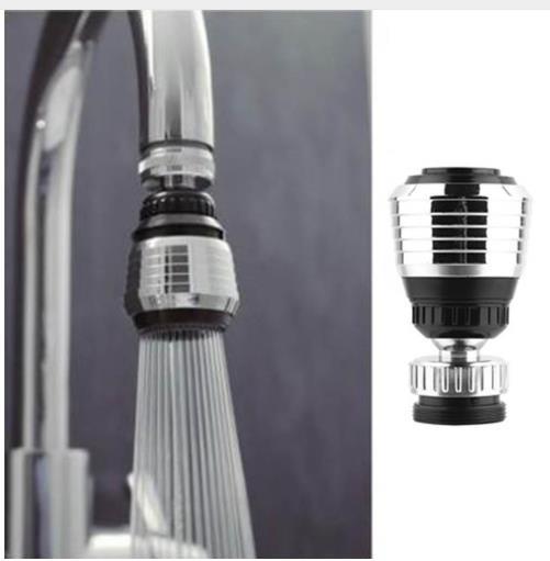 ETHALA chrome kitchen sink faucet solid brass spring two spouts deck mount kitchen mixer tap