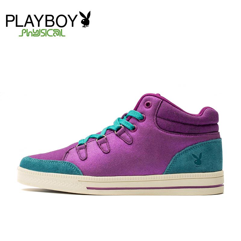 PLAYBOY фиолетовый40 75 ярдов плейбой бренд