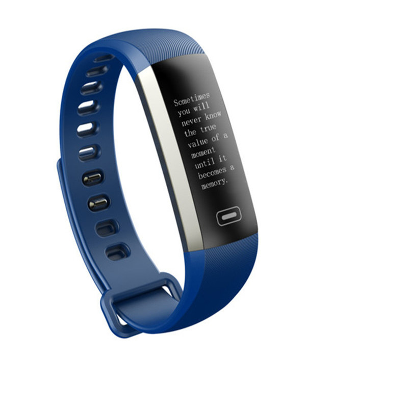 где купить 9Tong Синий цвет Смарт-браслет по лучшей цене