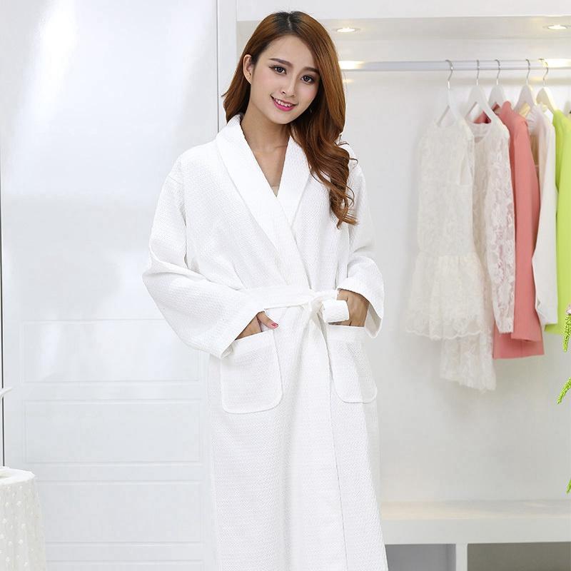 xinmeishu Белый L номер халаты банные lelio халат